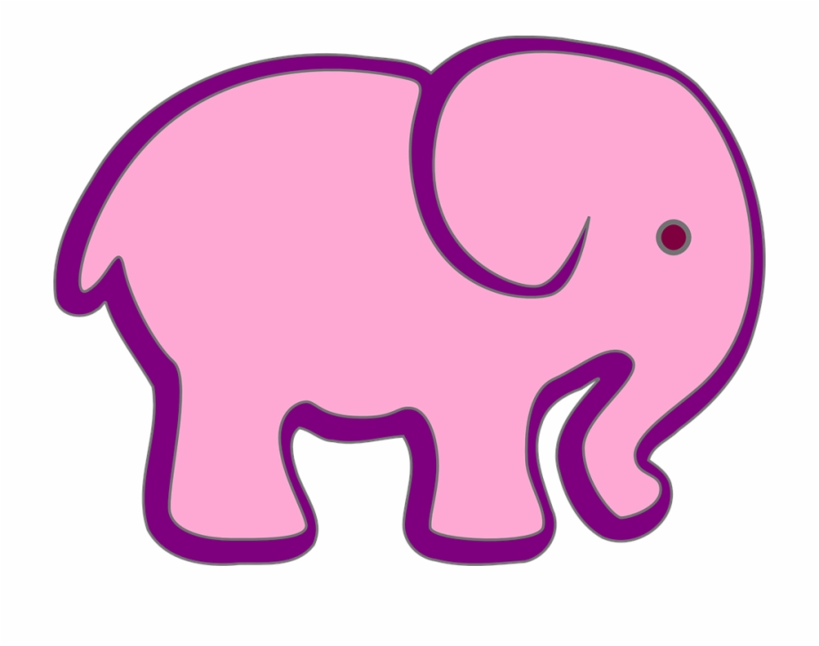 Purple, Pink, Elephant, Nature, Animal, Circus, Safari.