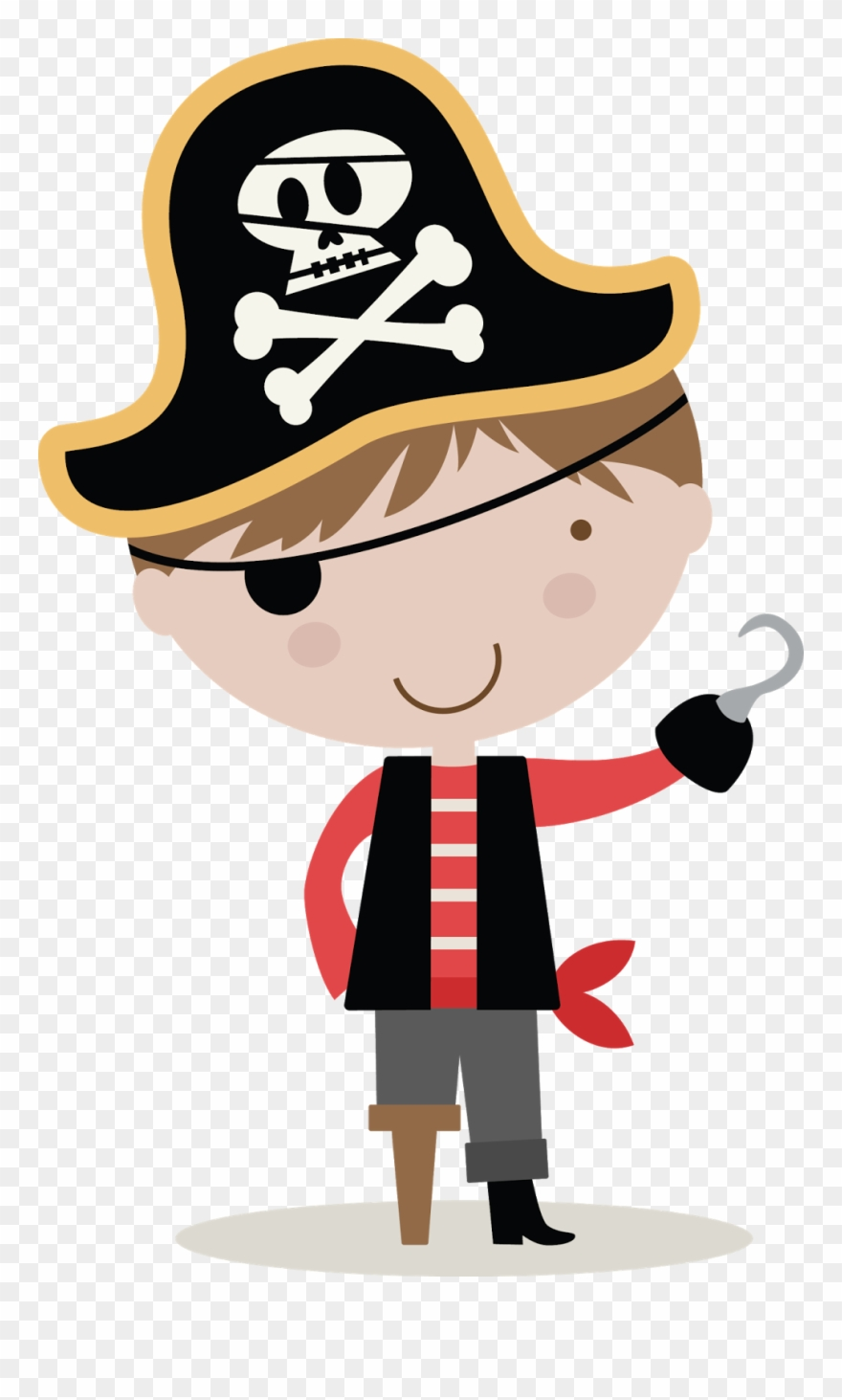 Security Kid Pirate Pictures Pirates Kids Clip.