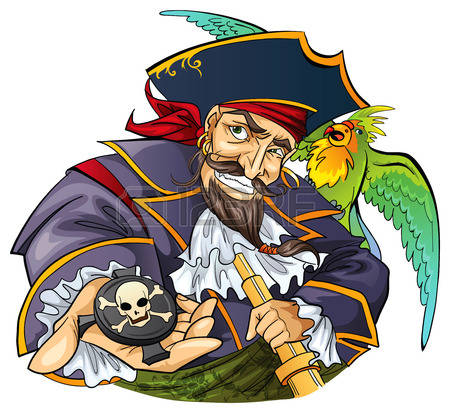 59+ Pirates Of The Caribbean Clipart.