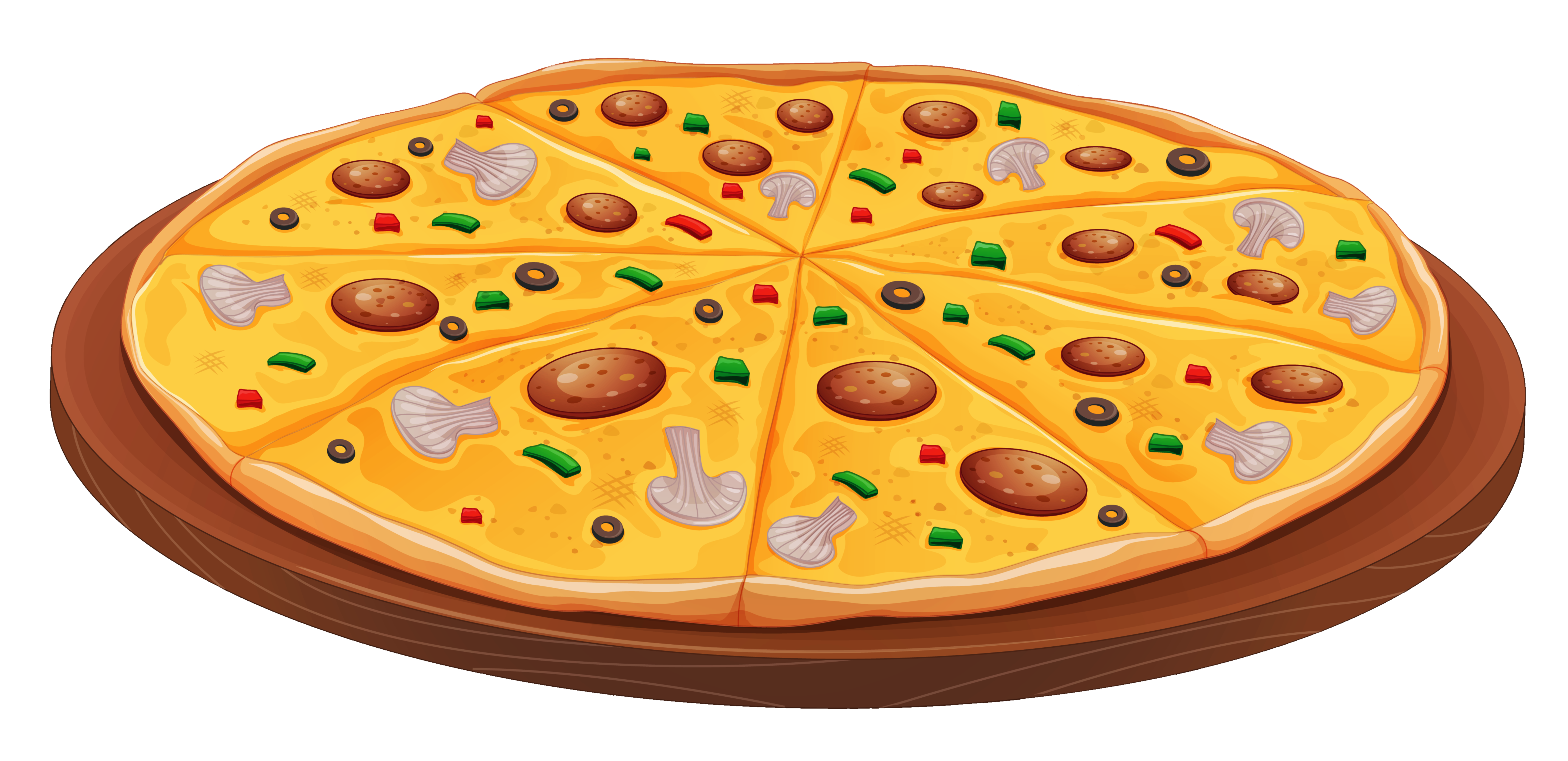 Pizza clip art free download clipart images 5.