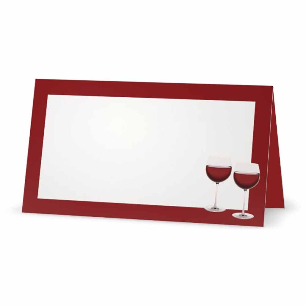 Wine Place Cards.