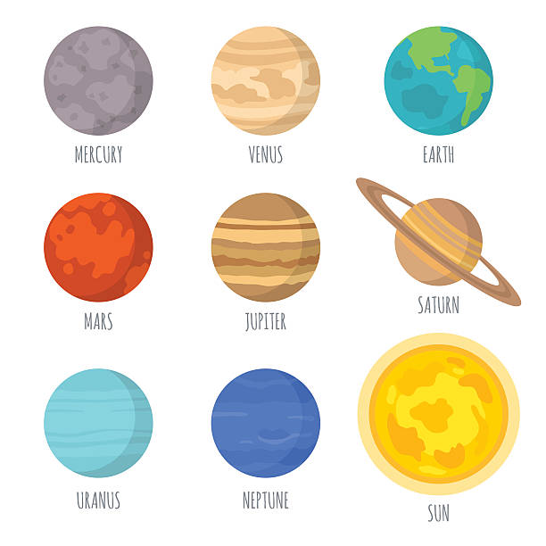 Best Mars Planet Illustrations, Royalty.