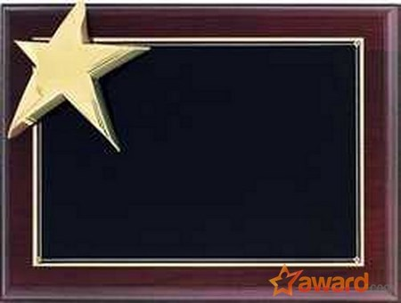 Award Plaque Clipart.