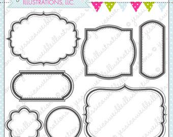 Clip Art Plaques.