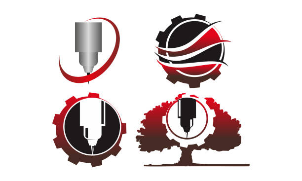 Best Plasma Cutting Illustrations, Royalty.