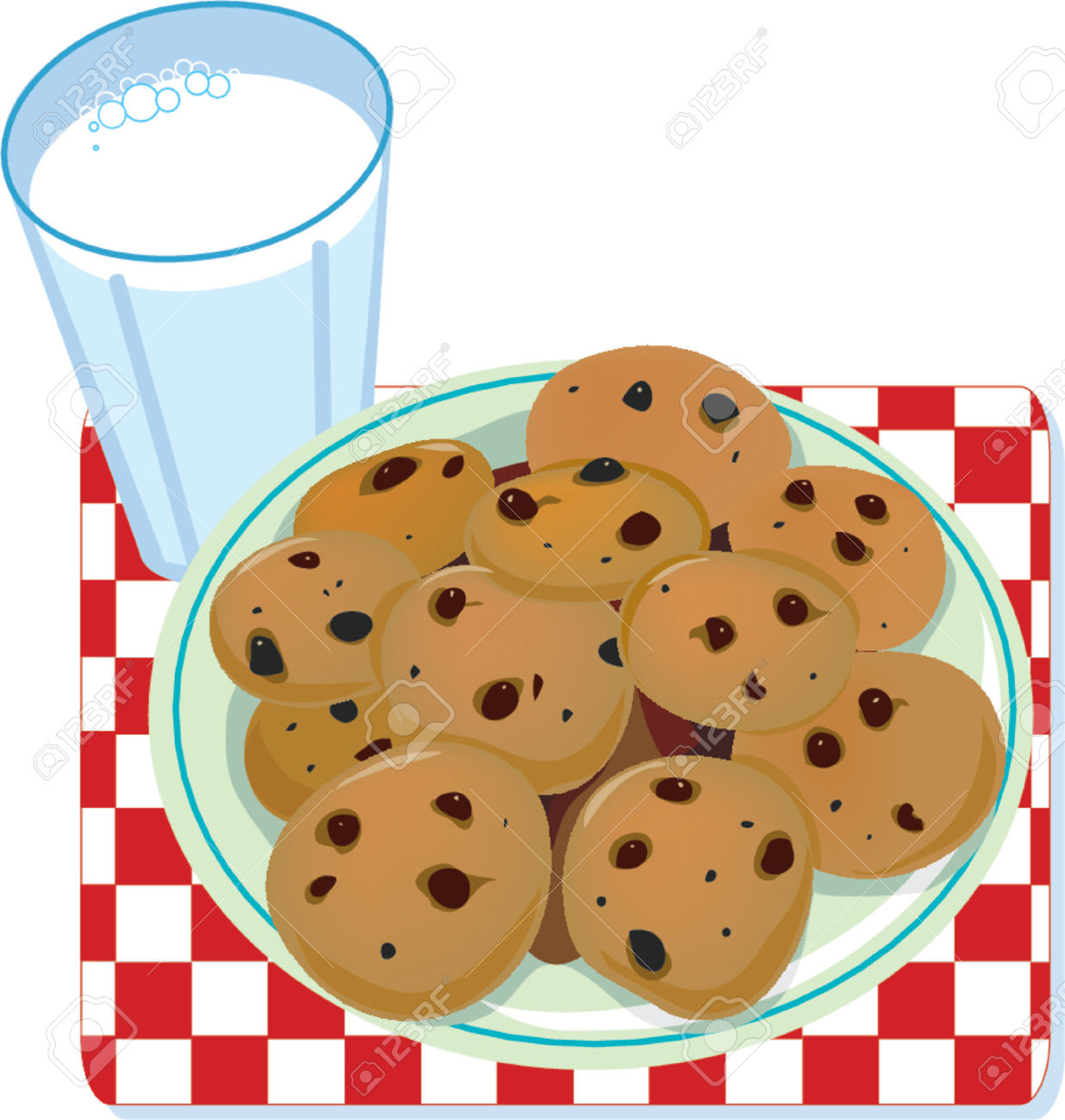 Best Plate Of Cookies Clipart #19882.
