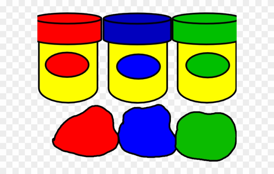 Clipart Play Doh.