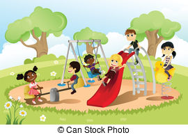 Playground Illustrations and Clip Art. 31,771 Playground royalty.