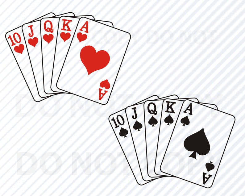 Cards SVG.
