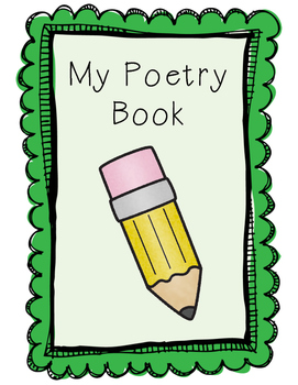 Poetry Book for Fountas and Pinnell LLI Green Kit.