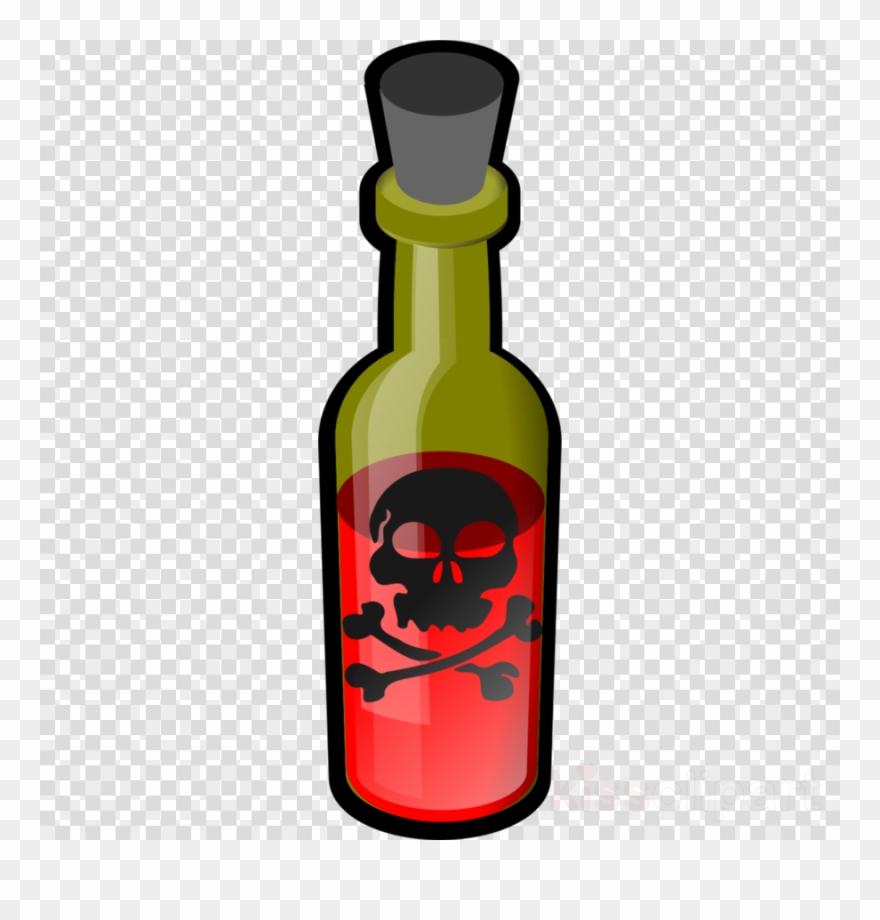 Download Poison Png Clipart Poison Clip Art Bottle.