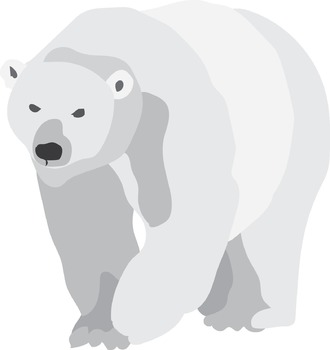 Polar Bear (clip art).