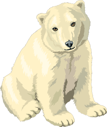 Free Polar Bears Clipart. Free Clipart Images, Graphics, Animated.
