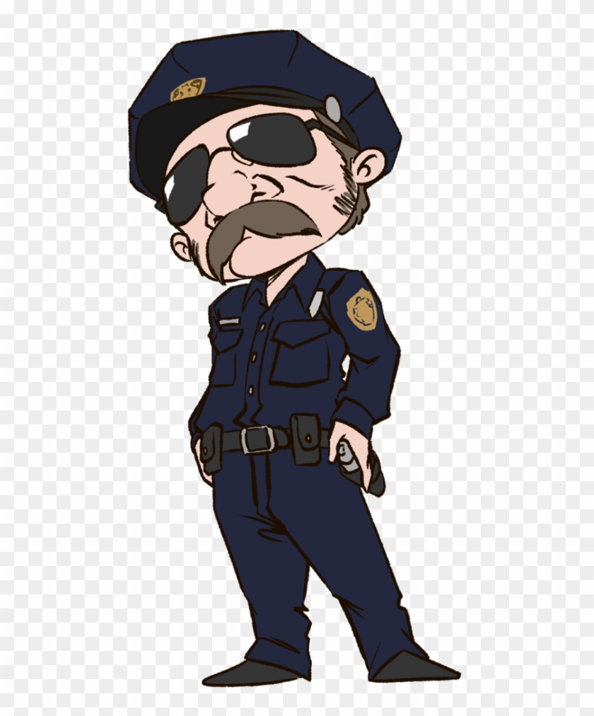 Police Png Clipart.
