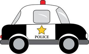 40+ Cop Car Clip Art.
