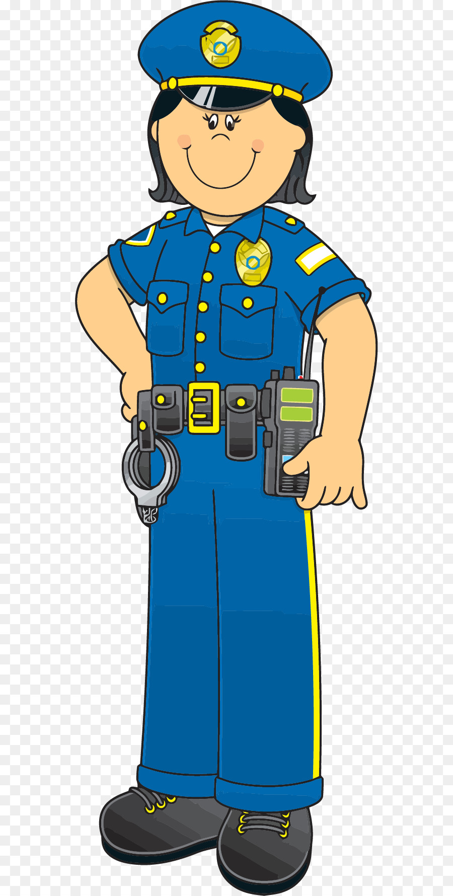 Police Officer Cartoontransparent png image & clipart free download.