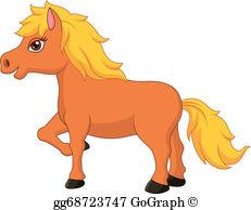 Pony Clip Art.