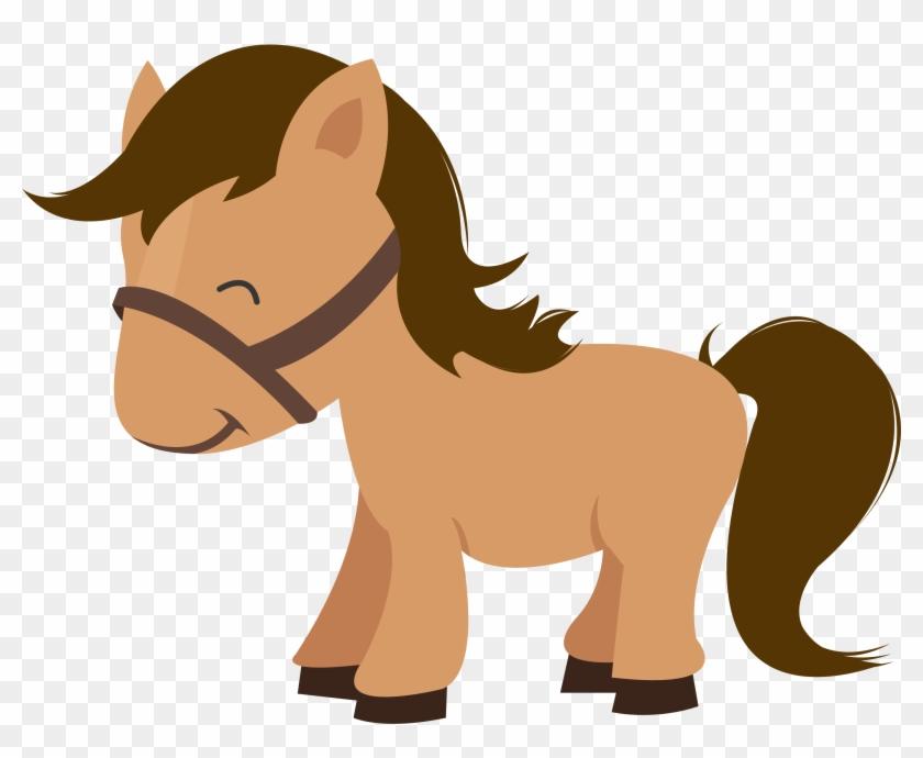 Baby Clipart Pony.