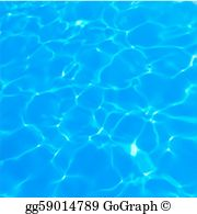Swimming Pool Water Clip Art.