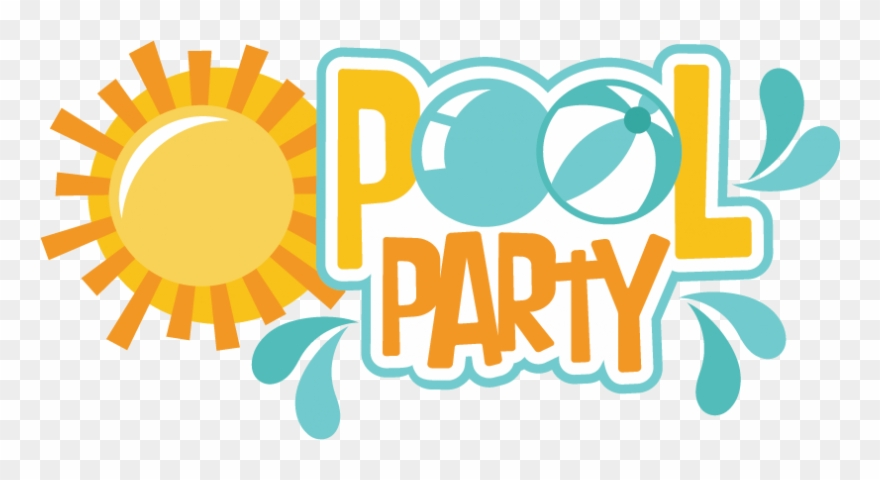 Pool Party Clipart Free Pool Party Download Free Clip.