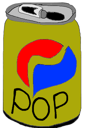Soda Can Clipart PNG Transparent.