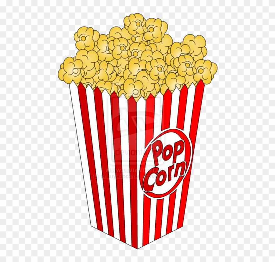 Corn Clipart Snack.