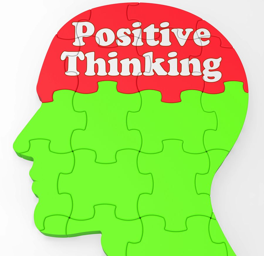 Thinking Positive Thoughts Clip Art Ways to Stay Positive in.