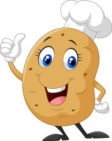 32,686 Potato Cliparts, Stock Vector And Royalty Free Potato.