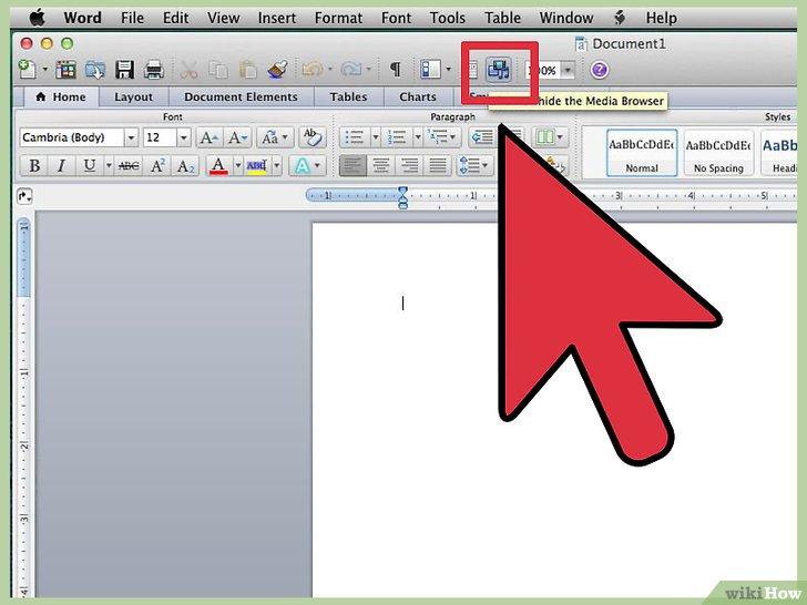 4 Modi per Aggiungere Clip Art in Microsoft Word.