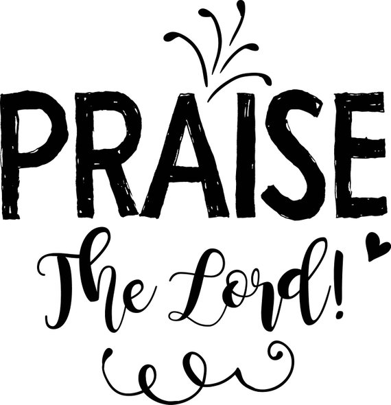 Praise the lord clipart 5 » Clipart Station.