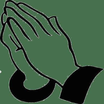 Praying Hands Clip Art Transparent.