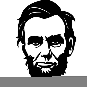 Free Clipart President Lincoln.