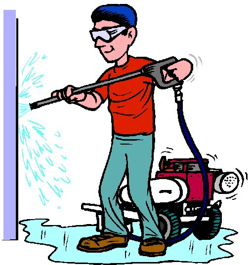 Pressure washing clipart 1 » Clipart Portal.
