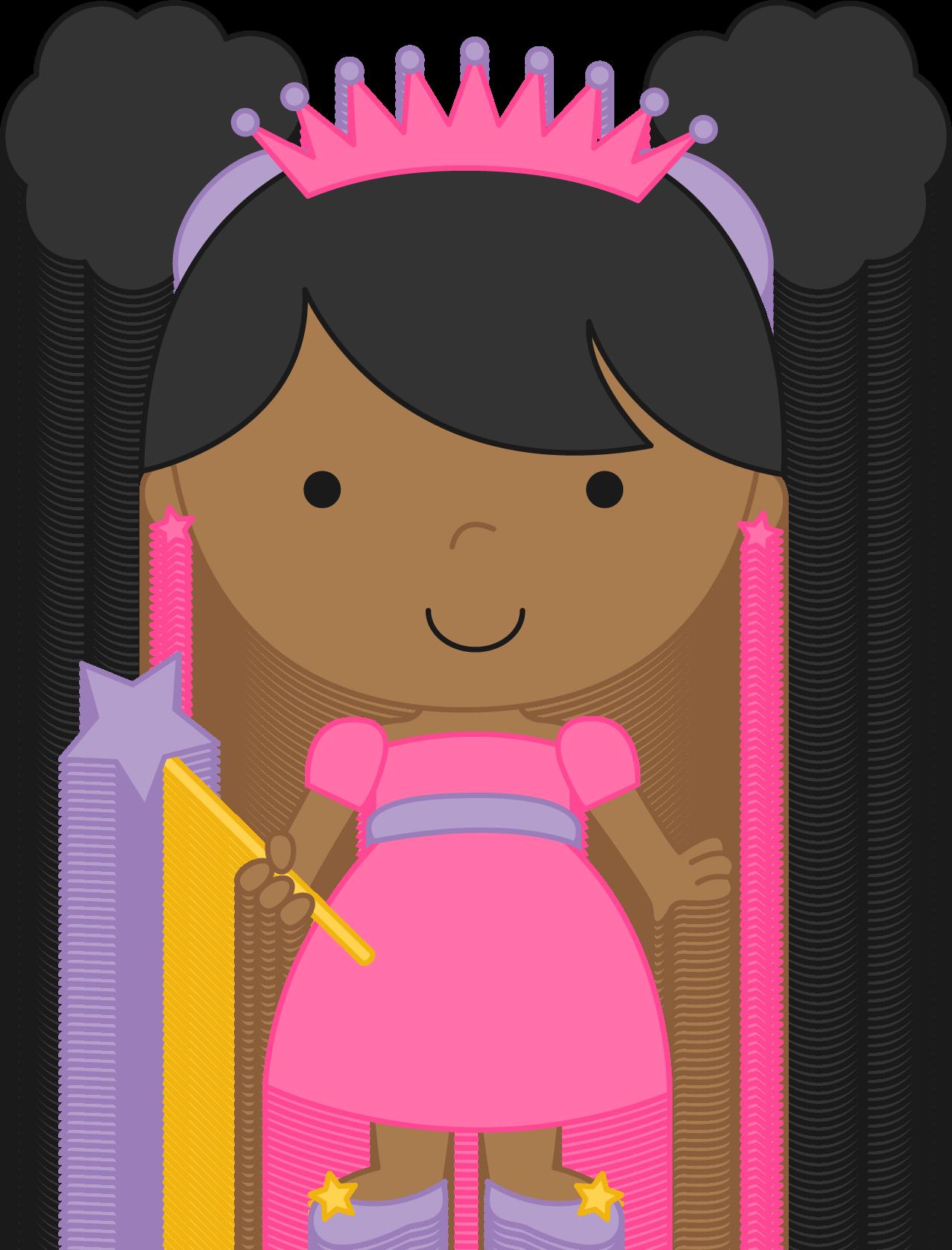 Princesas pr ncipes fairytale princess clipart minus 2.