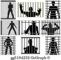 Prison Bars Clip Art.