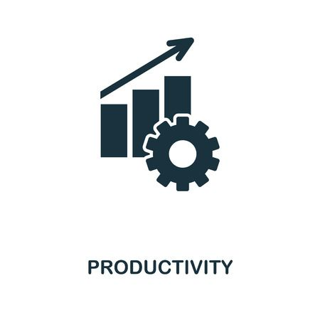 4,288 Productivity Icon Stock Vector Illustration And Royalty Free.