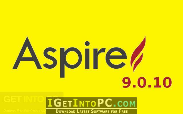 Download Vectric Aspire 9.0.1.0 With Bonus Clipart Free.