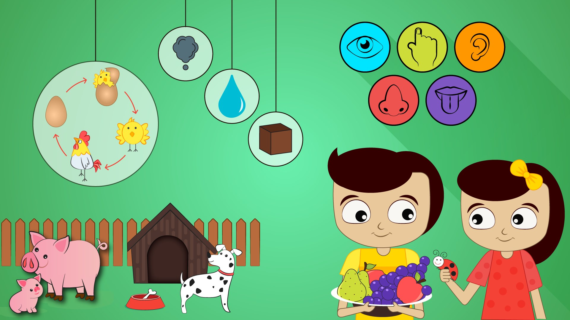 Get Kids Games Learning Science.
