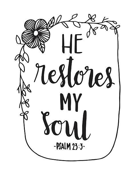 Best Psalms Illustrations, Royalty.