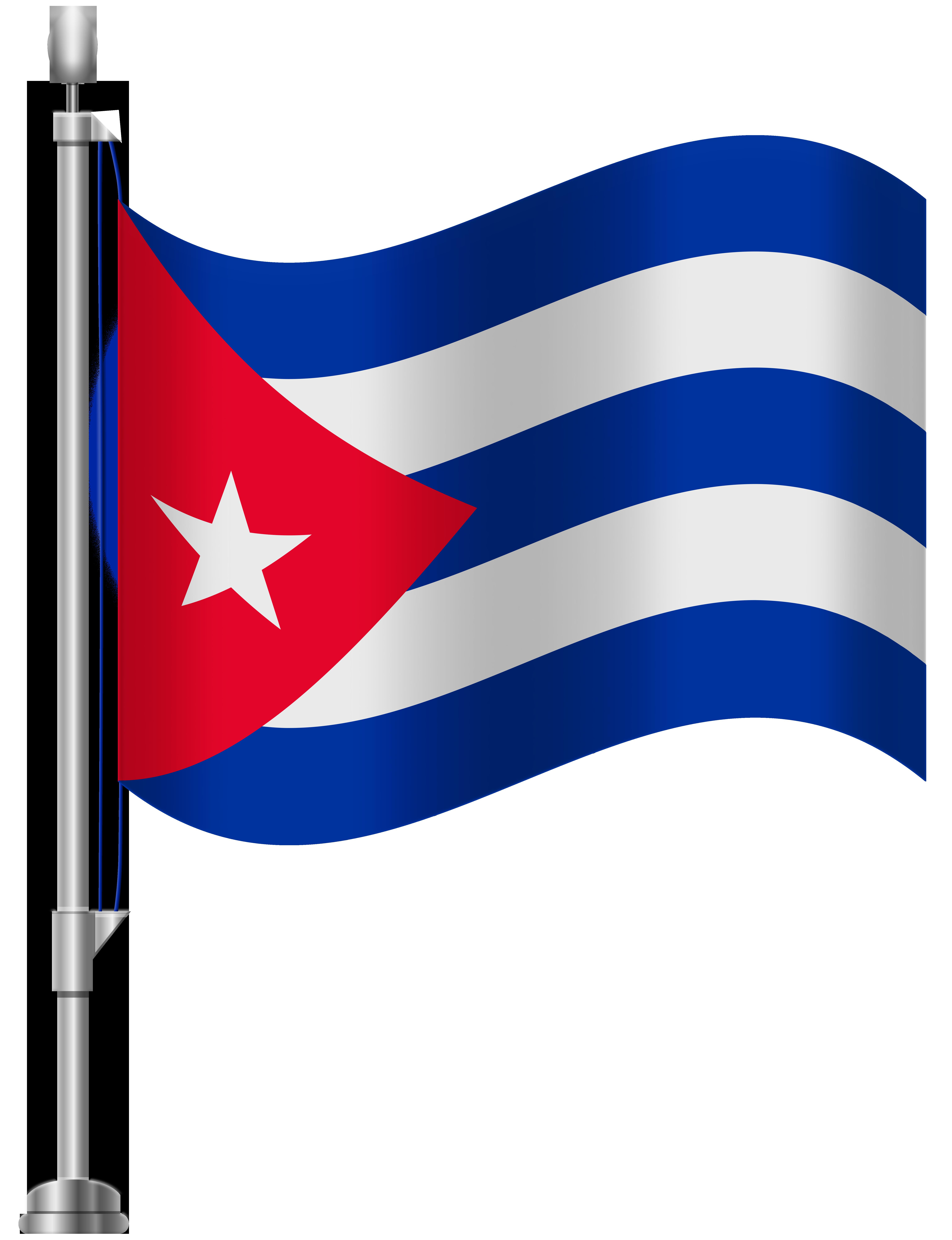 Puerto Rico Flag PNG Clip Art.