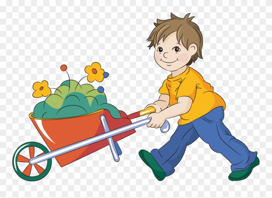 Wheelbarrow Image.
