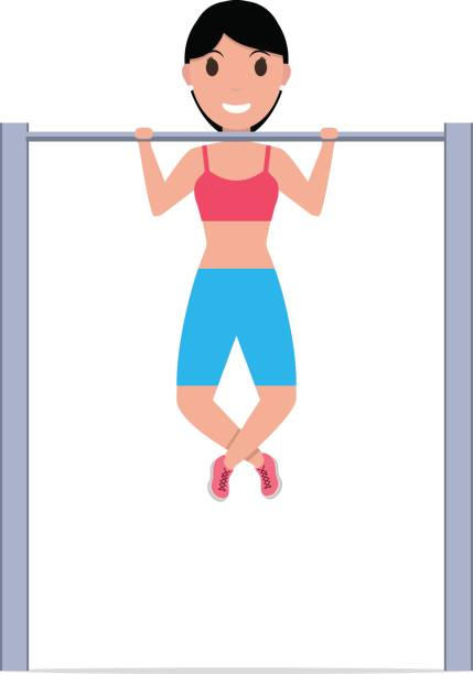 Best Pullup Bar Illustrations, Royalty.
