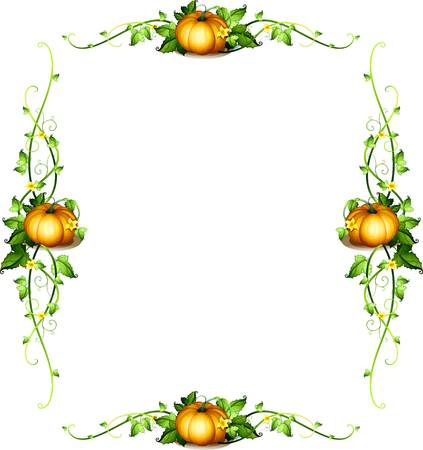 556 Pumpkin Vine Stock Illustrations, Cliparts And Royalty Free.