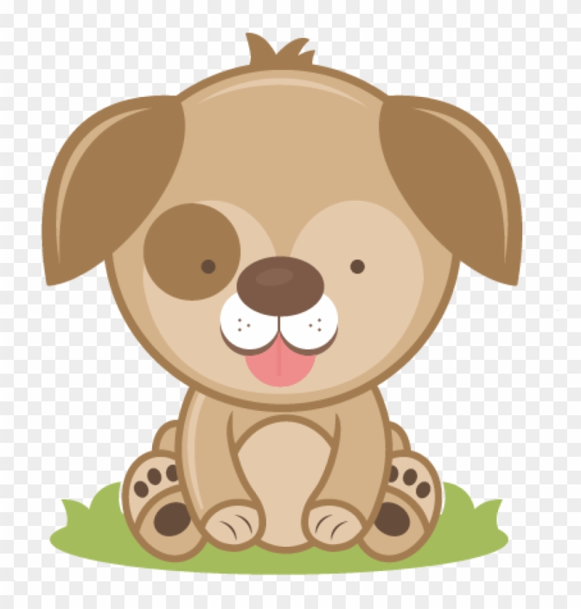 Cute Dog Clipart Cute Puppy Clipart Puppy Svg Cutting.