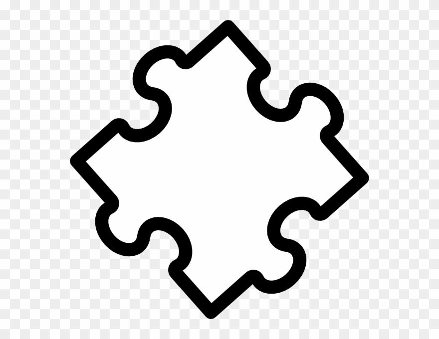 Jt Puzzle Piece 8 Clip Art.