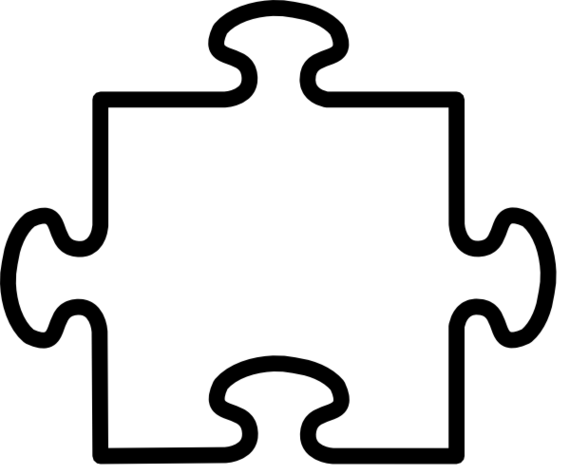 Puzzle Pieces Clipart To Use Resource.