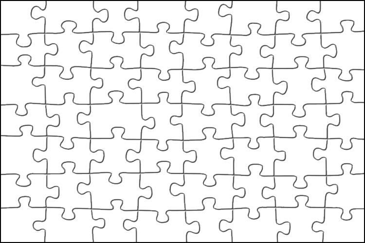 Free Puzzle Pieces Template, Download Free Clip Art, Free Clip Art.
