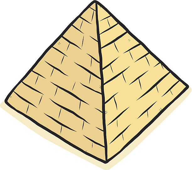 Best Clipart Pyramid Illustrations, Royalty.