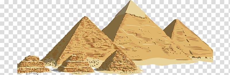 Pyramids, Ancient Egypt Pyramid Illustration, Pyramid building.