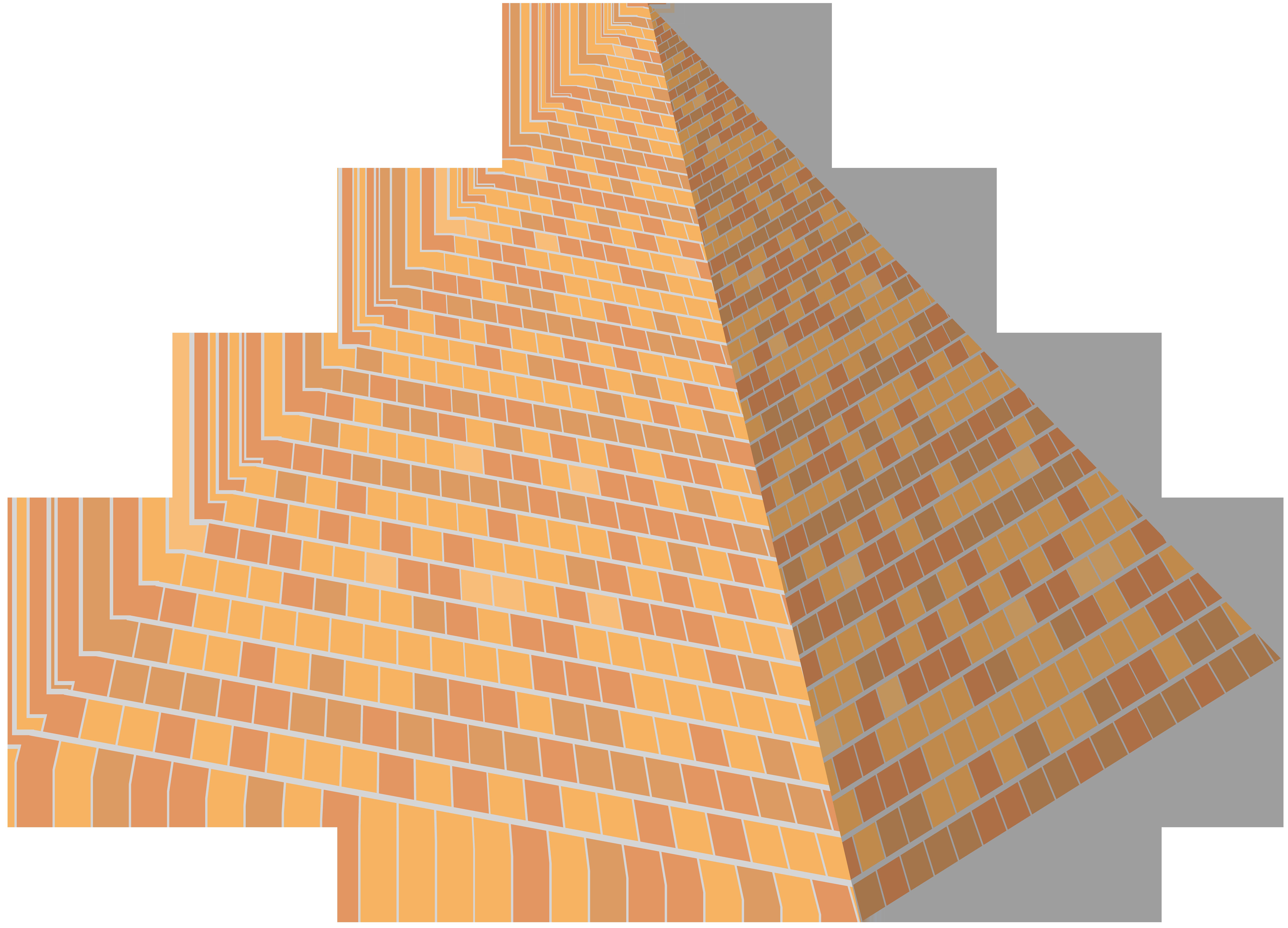 Pyramid PNG Clip Art.